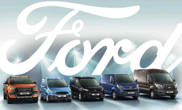 Samochody użytkowe Ford