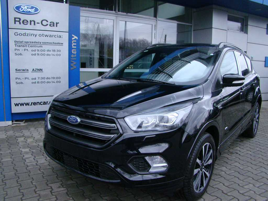 Ford Grand Tourneo Connect >> FORD Kuga MCA 1.5 EcoBoost 150 KM, M6, FWD ST-Line 5D ...