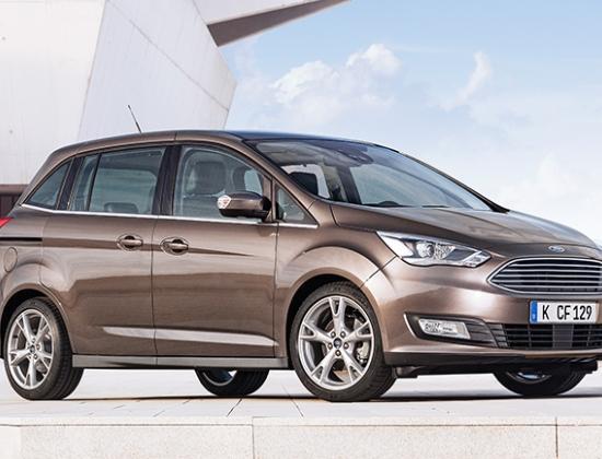 Poważne Ford C-Max i GRAND C-Max - Ren-Car sp. z o. o. - Autoryzowany KZ13